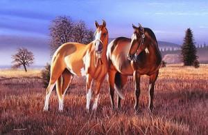 paisajes-con-equinos-pintura-oleo